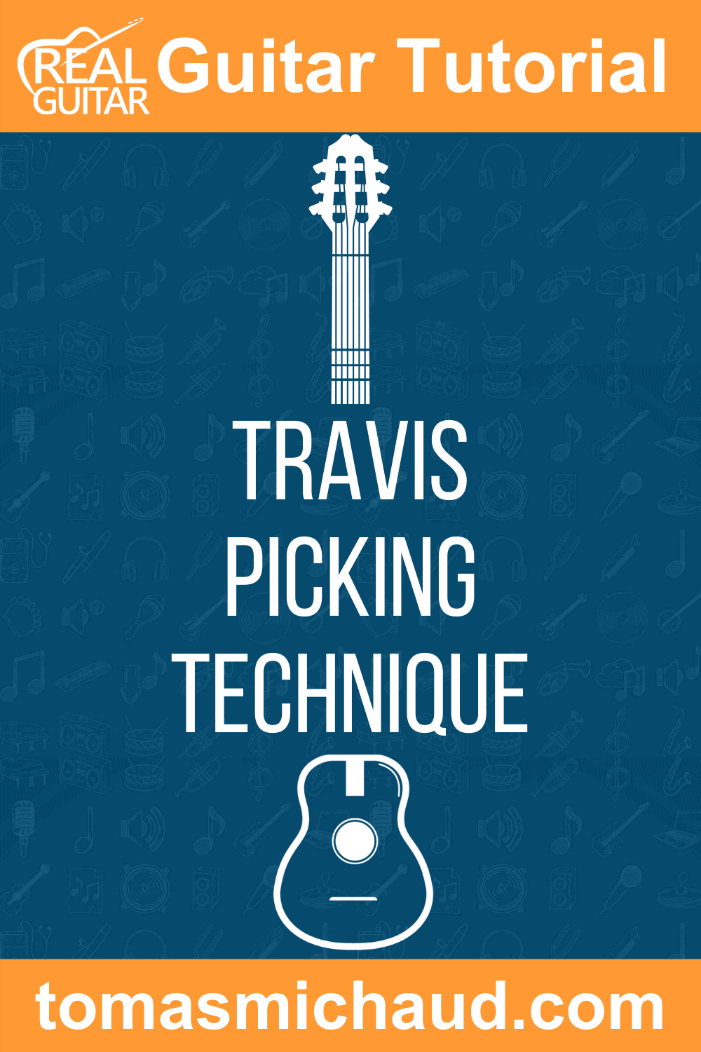 Travis Picking Technique