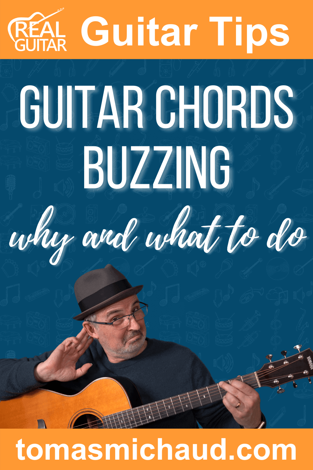Guitar Chords Buzzing... why and what to do