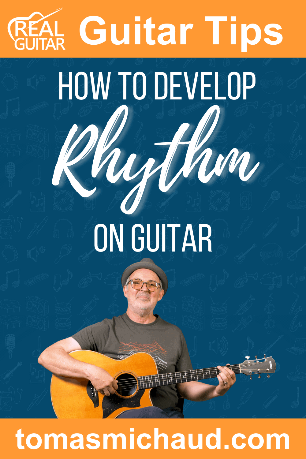 How To Develop Rhythm On Guitar