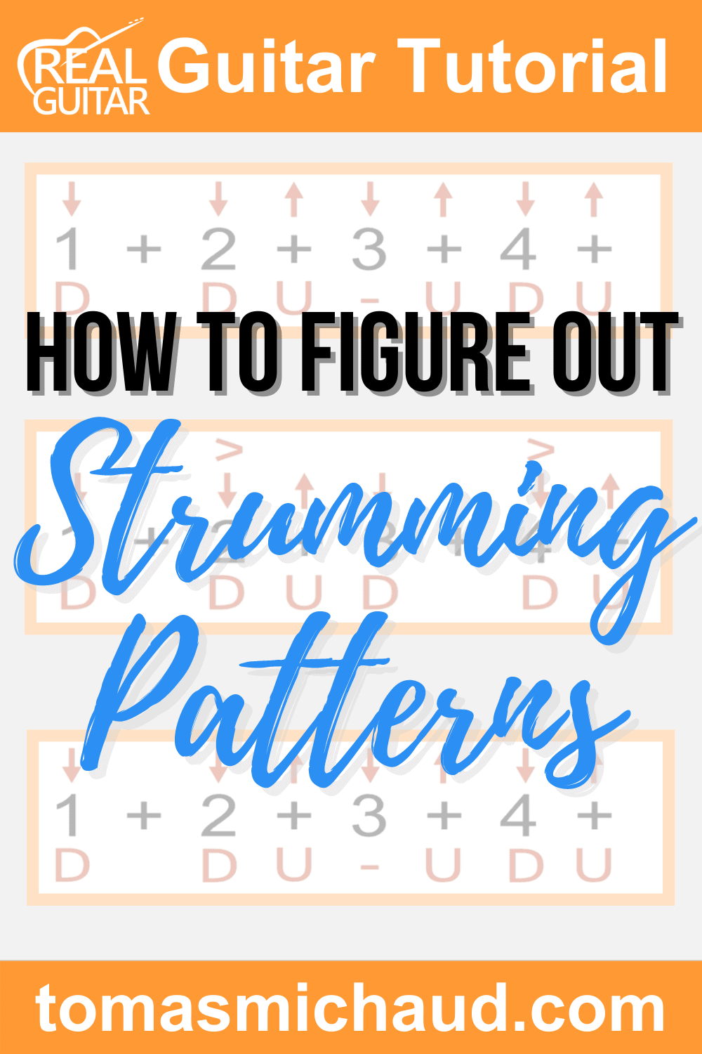 How To Figure Out Strumming Patterns