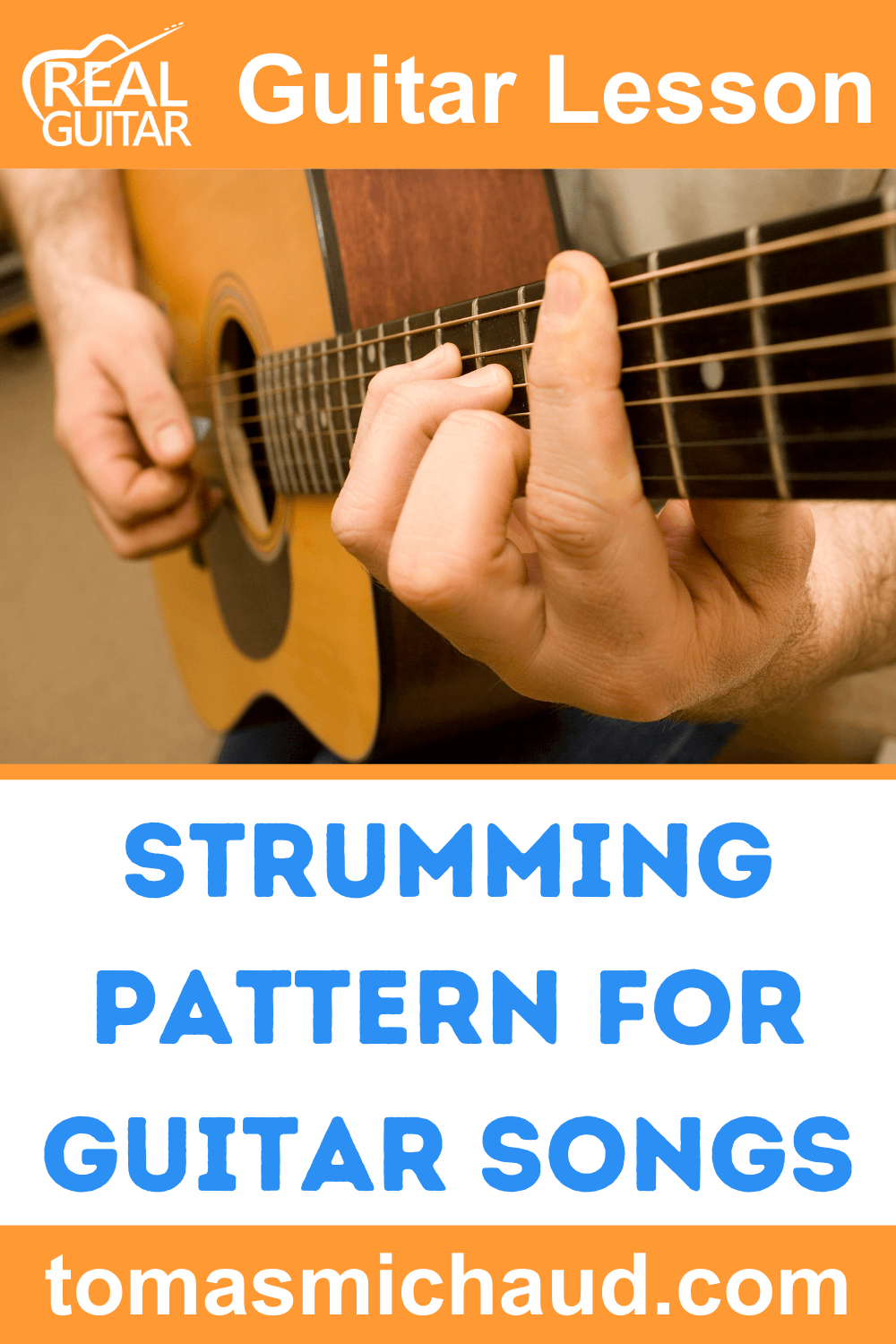 Strumming Pattern For Guitar Songs