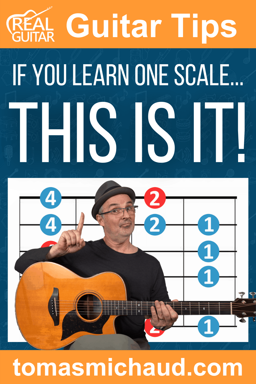 If you learn one scale... This is it!
