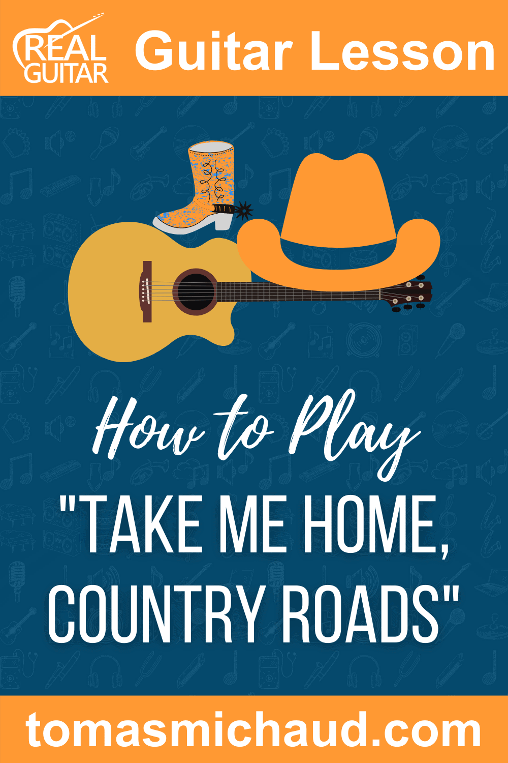 """How to Play """"Take Me Home, Country Roads"""""""