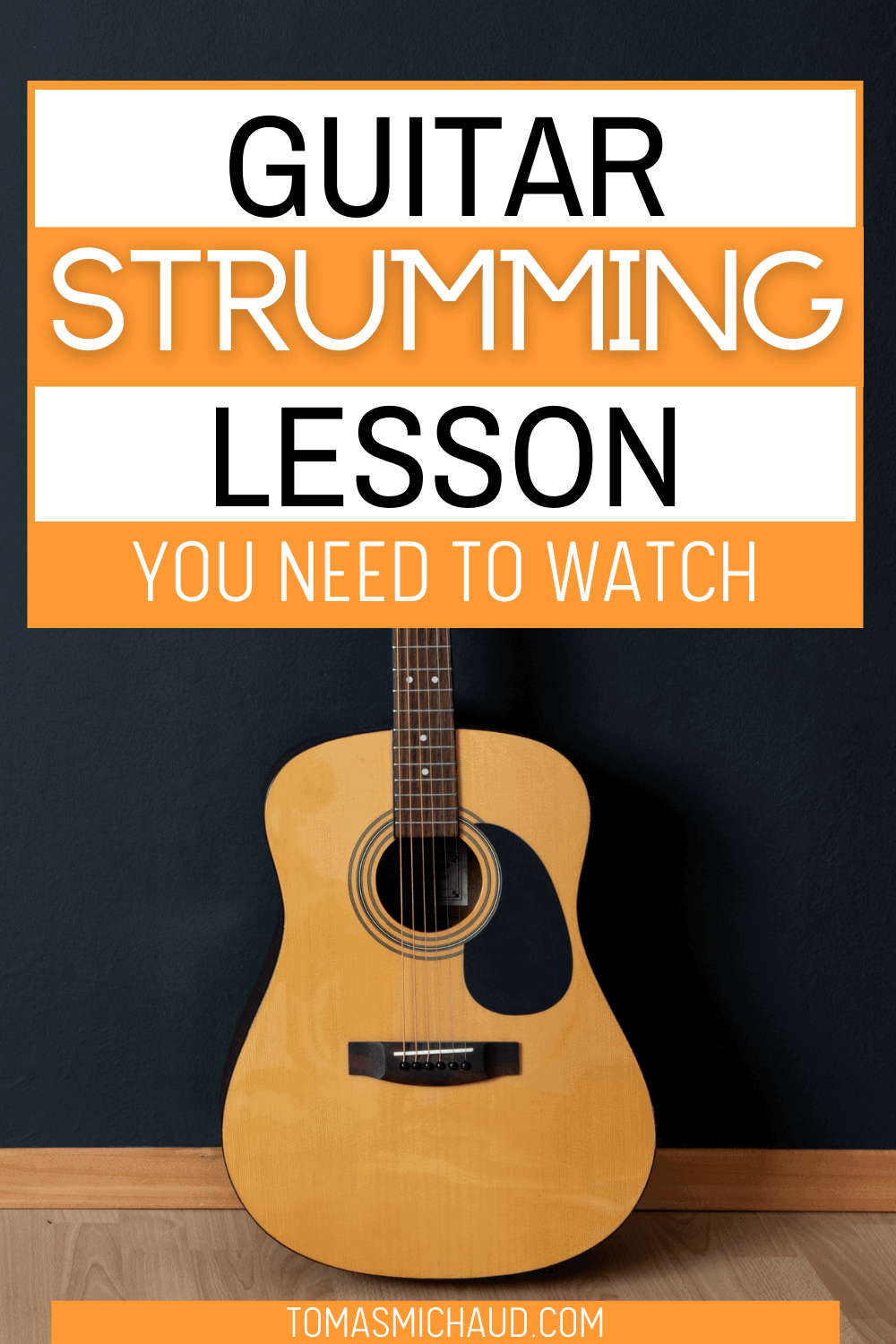 Guitar Strumming Lesson You Need To Watch