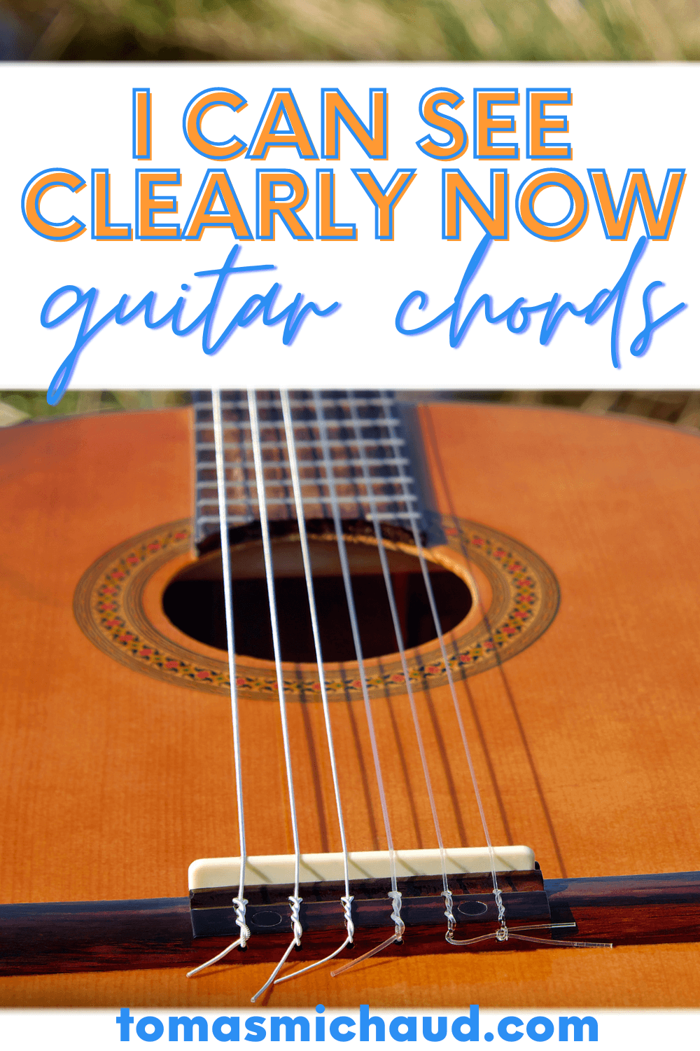 I Can See Clearly Now Guitar Chords